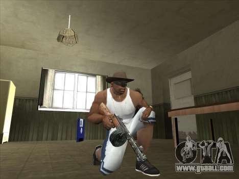 Great Russian machines for GTA San Andreas seventh screenshot