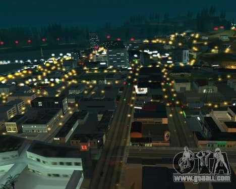 Project 2dfx 2.5 for GTA San Andreas third screenshot