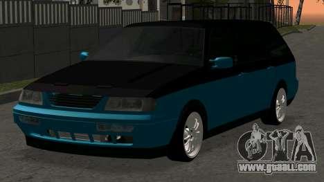 Volkswagen Passat B4 for GTA San Andreas left view