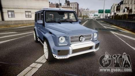 Mercedes-Benz B65 Brabus [ELS] for GTA 4