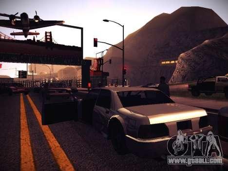 ENB Caramelo for GTA San Andreas seventh screenshot
