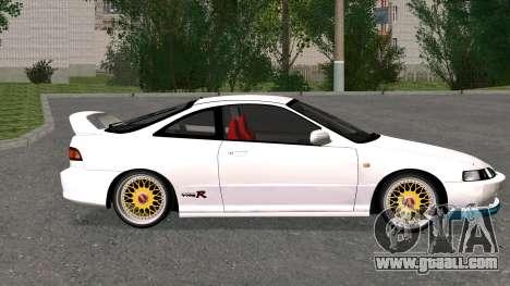 Honda Integra Type R 2000 for GTA San Andreas left view