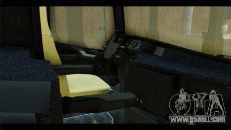 Volvo FH4 Ocean Race for GTA San Andreas right view