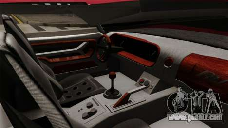 Bullet PFR v1.0 for GTA San Andreas right view