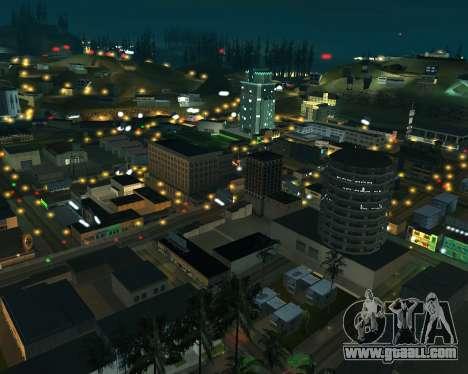 Project 2dfx 2.5 for GTA San Andreas second screenshot