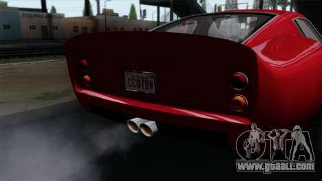 GTA 5 Grotti Stinger GT v2 IVF for GTA San Andreas right view
