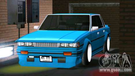 Toyota Cresta GX71 for GTA San Andreas left view