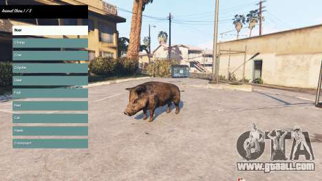 GTA 5 Changing the character v2.0 second screenshot