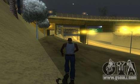 ENB Series v077 Light Effect for GTA San Andreas sixth screenshot