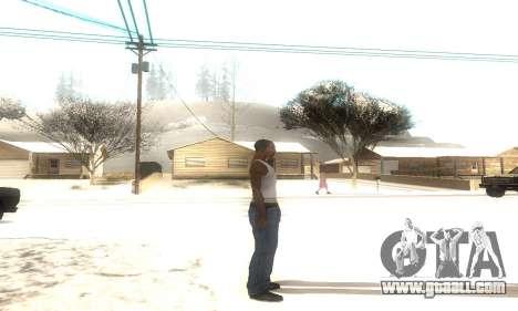 ENB Series v077 Light Effect for GTA San Andreas second screenshot