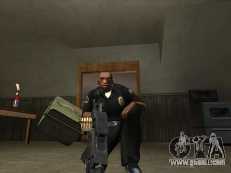 CORD from Battelfield 2 for GTA San Andreas second screenshot