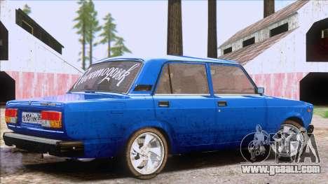 Wheels Pack v.2 for GTA San Andreas fifth screenshot