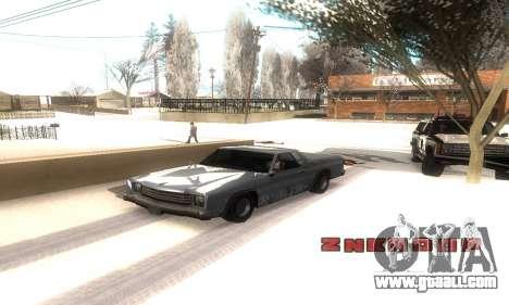 ENB Series v077 Light Effect for GTA San Andreas forth screenshot