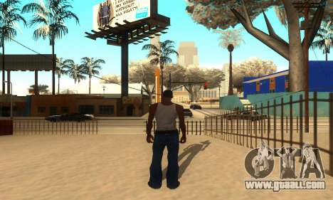 ENB Series for medium PC for GTA San Andreas third screenshot