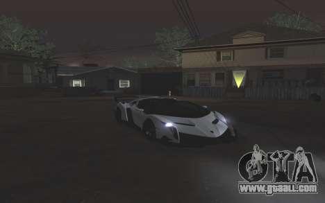 Colormod & ENBSeries for GTA San Andreas fifth screenshot