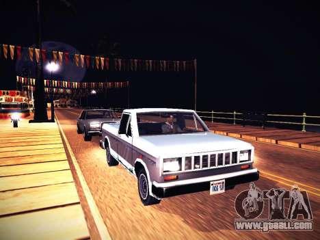 ENB Caramelo for GTA San Andreas tenth screenshot