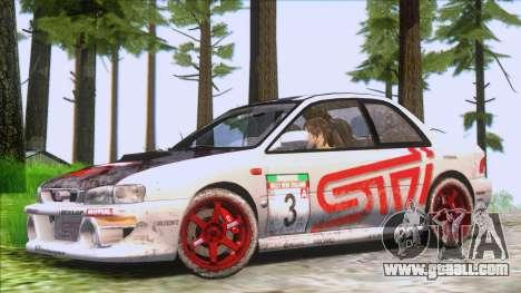 Wheels Pack v.2 for GTA San Andreas twelth screenshot