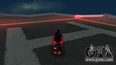 Replacing the homeless v1 for GTA San Andreas third screenshot