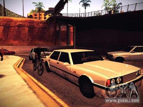 ENB Caramelo for GTA San Andreas ninth screenshot