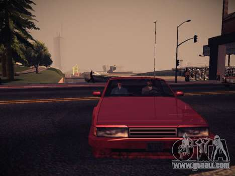 ENB Caramelo for GTA San Andreas fifth screenshot