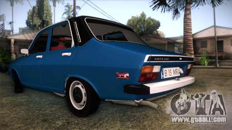 Dacia 1310TS 1981 for GTA San Andreas left view
