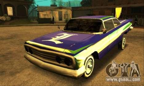 Luni Voodoo for GTA San Andreas