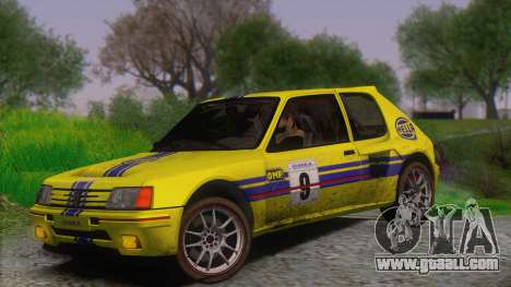 Wheels Pack v.2 for GTA San Andreas forth screenshot