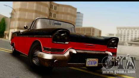 GTA 5 Declasse Tornado Worn IVF for GTA San Andreas