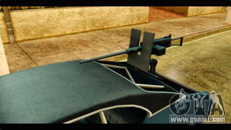 Clover Technical for GTA San Andreas right view
