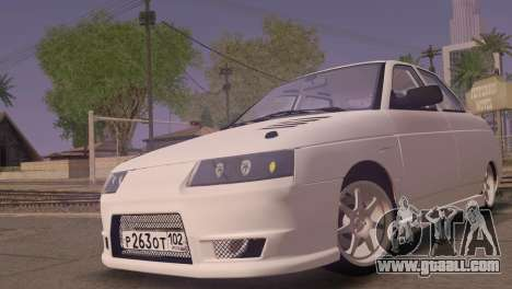 VAZ 2110 for GTA San Andreas