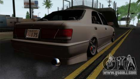 Toyota Crown for GTA San Andreas left view