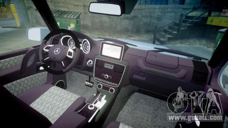 Mercedes-Benz B65 Brabus [ELS] for GTA 4 back view