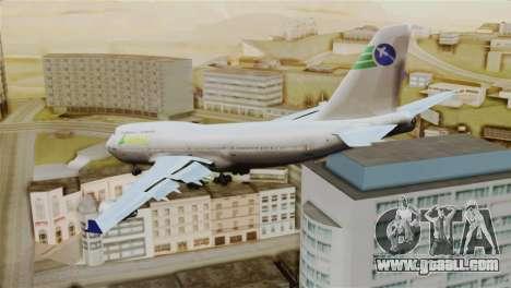 GTA 5 Caipira Airways for GTA San Andreas left view