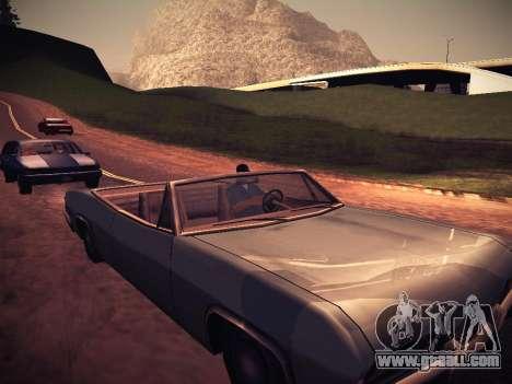ENB Caramelo for GTA San Andreas sixth screenshot