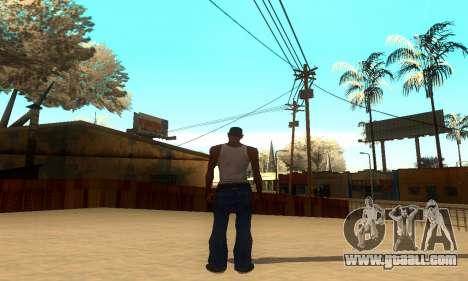 ENB Series for medium PC for GTA San Andreas forth screenshot