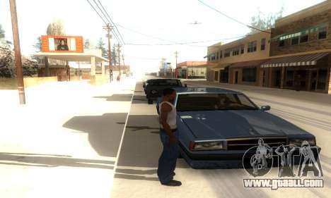ENB Series v077 Light Effect for GTA San Andreas