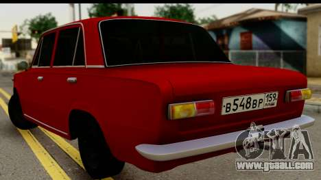 VAZ 2101 FOX for GTA San Andreas left view
