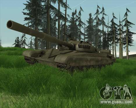 T-72 for GTA San Andreas