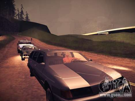 ENB Caramelo for GTA San Andreas forth screenshot