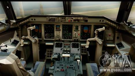 Embraer 175 PLL LOT Retro for GTA San Andreas right view