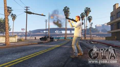 GTA 5 Ped Riot (a Riot of the citizens of Los Santos) third screenshot