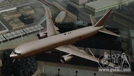 Boeing KC-767 Japan Air Self-Defense Force for GTA San Andreas