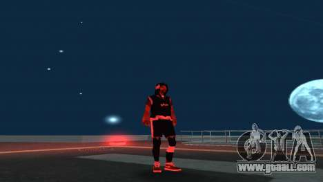 Replacing the homeless v1 for GTA San Andreas second screenshot