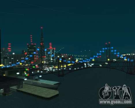 Project 2dfx 2.5 for GTA San Andreas forth screenshot