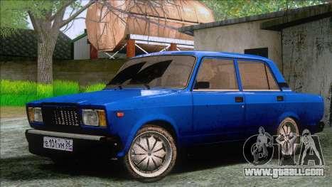 Wheels Pack v.2 for GTA San Andreas sixth screenshot