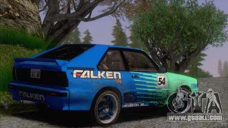 Wheels Pack v.2 for GTA San Andreas third screenshot