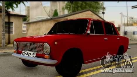 VAZ 2101 FOX for GTA San Andreas