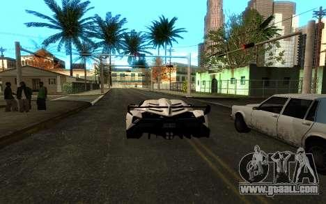 Colormod & ENBSeries for GTA San Andreas forth screenshot