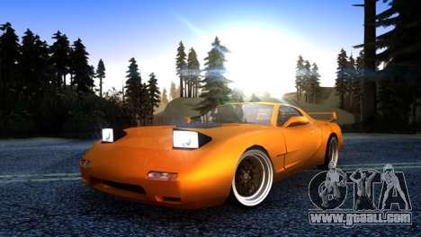 ZR-350 by Verone v.1 for GTA San Andreas