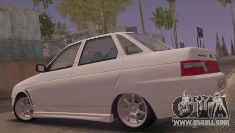 VAZ 2110 for GTA San Andreas right view
